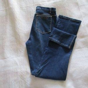 Gloria Vanderbilt Jeans Straight Leg No Frays